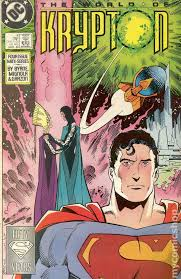 World Of Krypton 1987 2nd Series 4