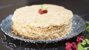 rezept russische napoleon torte selber backen