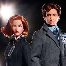 The XFiles The Truth Is Still Out There In Barbie Form SYFY WIRE