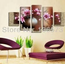 Cheap Art Decor Buy Quality Decorative Posters Directly From China Baseball Suppliers 2013 Hand Painted Flowers Painting Oil Canvas Landscape