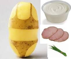 pomme de terre en robe de chambre au four pommes de terre en robe de chambre menudumarche com