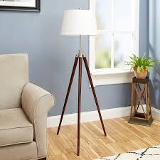 Surveyor Floor Lamp Tripod by Better Homes And Gardens Survey Tripod Floor Lamp Amazon Com