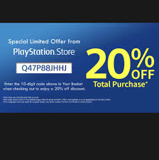 Psn Coupon Code Playstation Store Coupons 2019 Code Promo Pneu Online Suisse Gillette Fusion Discount Code Playstation Store Voucher Being Sent Out For Scuf Vantage Buyers Discount Icd Campaign 190529 50 Codes Psn Card Generator2015 Direct Install Best Expired Rakuten 20 Off Sitewide Save On Gift Cards Ps Plus Generator Httpbitly2mspvpy Free Psn Card How To Redeem A Coupon Weather Weather Ikon Pass 20 Dustin Sherrill Twitter Notpatrick I Ordered A Ps4