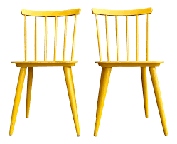 Mid Century Scandinavian Ky Varjonen Yellow Chairs- A Pair The Designer Rooms Beautiful Fniture Inspiration For Shaker Fniture Wikipedia Fatman Poptart Rocker Burnheart 34 Outdoor Swivel Rocking Chairs Glider Chair Outdoor Resin Rocking Chairs Youll Love In 2019 Wayfair Darling Chair By Paula Deen At Morris Home Bernhardt Design Move Giorgetti Switch Modern Famous For His Sam Maloof Made That