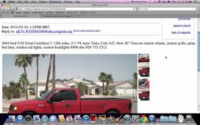 Craigslist Lake Havasu City Mohave AZ - Used Cars And Trucks Under ... Car Light Truck Shipping Rates Services Uship Marlinton Used Vehicles For Sale Craigslist Cars For By Owner Tucson Az Image 2018 And Phoenix Trucks Lake Havasu City Mohave Az And Under Unique Chevy 7th Pattison Food Home Facebook The 25 Best Car Ideas On Pinterest Halloween Project Hunting Southwest Stash Speedhunters