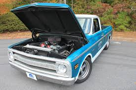 100 52 Chevy Truck Parts The With A Mopar Engine Under The Hood The Drive