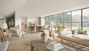 zuhause vitrine offenen grundriss wohnzimmer und esszimmer