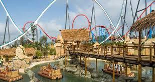 port aventura avis tarifs horaires du parc d attraction