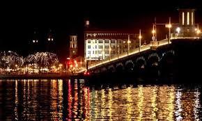 Nights of Lights Cruise Jax Water Tours