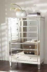 Pier 1 Mirrored Dresser by Hayworth Mirrored Furniture Collection Hayworth Dresser