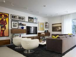 wohnzimmer schöne einrichtungsideen fernseher bilder