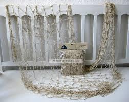 deko fischernetz beige dicke baumwolle 120x250cm dekonetz