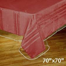 BalsaCircle 70-Inch Clear Square Plastic Vinyl Tablecloth Protector Table  Cover Linens Wedding Party Events Decorations Dining Home Decor Spectacular Table Cloth Inspiration As Your Ding Kitchen Tablecloths Factory Coupon Code Sears Promo Code 20 Sainsburys Online Food Shopping Vouchers The Story Of Linen Tablecloth Has Covers Depot Bb Crafts Coupons Codes Proderma Light Coupon Walmart Cheap Whole Stand Up To Cancer Good Home Store Wow Factory 2019 Decorating Cute Ideas With