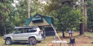 A Buyers Guide To Roof Top Tents - Camping Tents