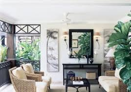 Coastal West Indies Decor
