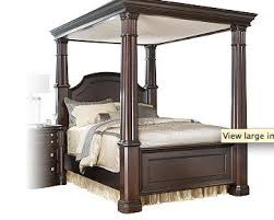 Macys Bed Frames by Macys Canopy Bed Genwitch