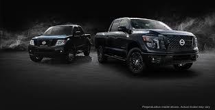 Woodfield Nissan Presents 2018 Nissan Midnight Edition Trucks ... 2019 Colorado Midsize Truck Diesel Knockout A Black N Blue 2002 Ford F250 73l Widow Exterior Features Dave Arbogast Wraps Kits Vehicle Wake Graphics Out Work Truck Is Latest Chevy Silverado Special Ccs Skateboard Trucks Fly Confederate Flags In Incident Video Nytimescom Traxxas Stampede 110 Rtr Monster Tra360541blk Chevrolet Back For 2016 Lego Moc Youtube Randal Rii 125mm 42 Degree Longboard Black Free Toccoa A Dealer And New Car Used