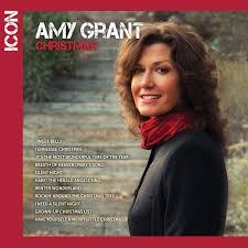 Who Sang Rockin Around The Christmas Tree by Amy Grant Icon Christmas Amazon Com