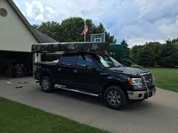 100 Truck Pipe Rack BWCA F150 Bed Boundary Waters Gear Forum