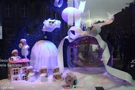 BHV Perfume Display