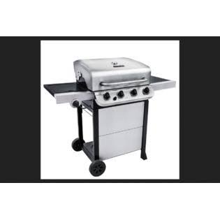 Char-Broil 463376819 Performance Propane Grill - 36000 BTU, 4 Burners
