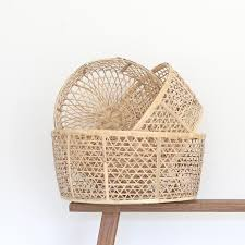 runder korb basket decoration basket