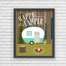 Description Our Original Happy Camper