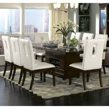 9 Piece Dining Room Sets Wonderful Lovely Table 35 With Additional