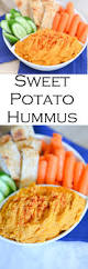 Pumpkin Hummus Recipe Without Tahini by Homemade Sweet Potato Hummus Luci U0027s Morsels