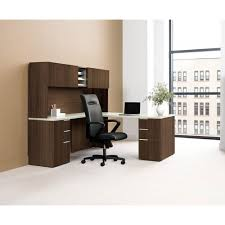 Jofco Desk And Credenza by Hon Voi Office Desks Nfl Officeworks