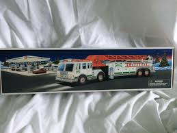 1986 HESS TOY FIRE TRUCK BANK NEW In Original Box Tested And Works ... Amazoncom Hess Fire Truck With Dual Sound Siren 1989 Toys Games 1972 Rare Toy Gasoline Oil 1996 Hess Emergency Ladder Trucks Truckbank Used Intertional Flatbed With Crane Flatbed For Sale Empty Boxes Store Jackies Matchbox Connectables Cool Unused And 50 Similar Items 2003 Race Cars By The Year Guide Toys Values Descriptions The Worlds Newest Photos Of Hess Trailer Flickr Hive Mind With Ebay