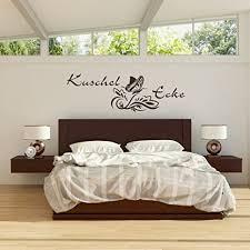 malango wandtattoo kuschel ecke wanddekoration schlafzimmer deko spruch zitat dekoration wanspruch schmetterling tribal ca 80 x 25 cm rot