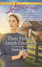 Their Pretend Amish Courtship The Bachelors