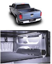100 Waterproof Truck Bed Covers Truxedo Truxport Tonneau Cover Access 24 LED Light For