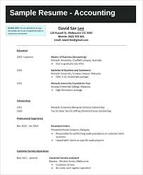PelaburemasperaK Sample Resume Fresh Graduate Accounting Student