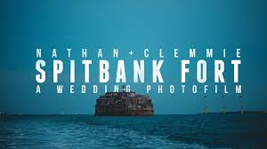 100 Spitbank Fort Wedding Photofilms Wedding Venue Clemmie And Nathan Wedding Photofilm