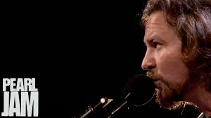 no ceiling live water on the road eddie vedder youtube
