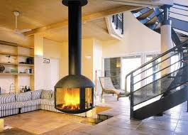 trilogy throws a curveball with suspended fireplaces trilogy