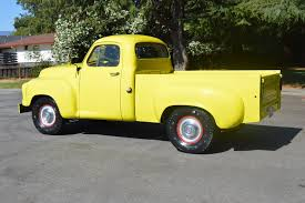 100 1953 Studebaker Truck PreOwned 1959 Deluxe Gorgeous Pickup Runs Great In San