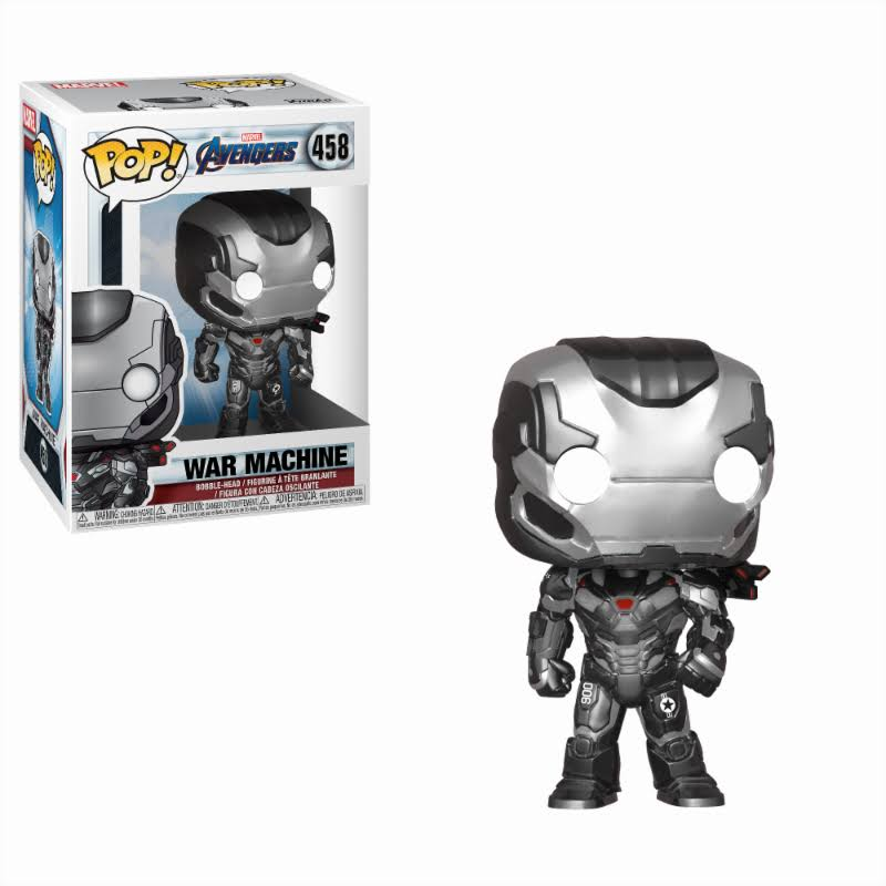 Avengers: Endgame: Pop! Vinyl Figure: War Machine
