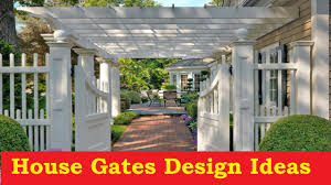 House Gate Designs Ideas - YouTube Iron Gate Designs For Homes Home Design Emejing Sliding Pictures Decorating House Wood Sizes Contemporary And Ews Latest Pipe Myfavoriteadachecom Modern Models Concepts Ideas Building Plans 100 Wall Compound And Fence Front Door Styles Driveway Gates Decor Extraordinary Wooden For The Pinterest Design Of Geflintecom Choice Of Gate Designs Private House Garage Interior