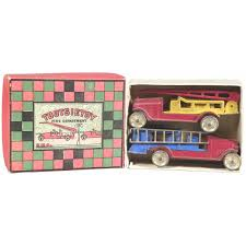 100 Tootsie Toy Fire Truck Toy Department S