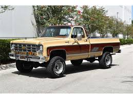 Classic Chevrolet K-20 For Sale On ClassicCars.com Classic 70s Chevy Trucks Google Search Cars And Trucks You Need One Of These Throwback Chevy Pickups Autoweek Pin By Todd Camden On Late 60searly Pinterest In The Local 1956 Intertional Pickup Oldtruckguy 12 Cool Things About 2019 Chevrolet Silverado Automobile Magazine 1972 Stepside Truck Hot Rod Network All 7387 Gmc Special Edition Part I Big Rig Dreamin Kenworth Cab Frame 9 Most Expensive Vintage Sold At Barretjackson Auctions Short Barn Find C10