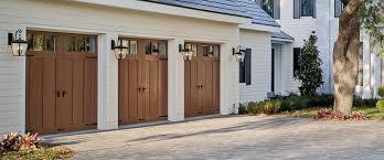 Flush Steel Panel Garage Doors in Maryland Midland Garage Doors