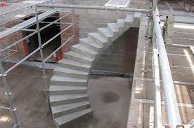 pose carrelage escalier quart tournant escalier en béton tarifs de pose