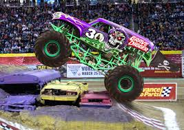 Disney Babies Blog: Monster Jam - DC!