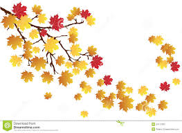 Pix For Fall Tree Branches Clip Art