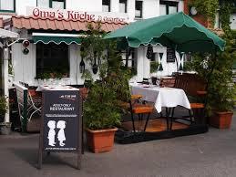 deutsches restaurant lässt ab 17 uhr keine kinder mehr rein