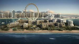 100 Blu Water Apartments Meraas Blue Water Residences Are Located In The Ewater Island