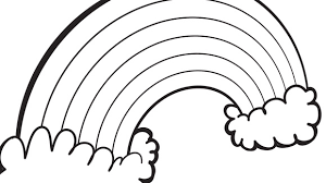 Printable Rainbow Coloring Pages And Sheets Pic